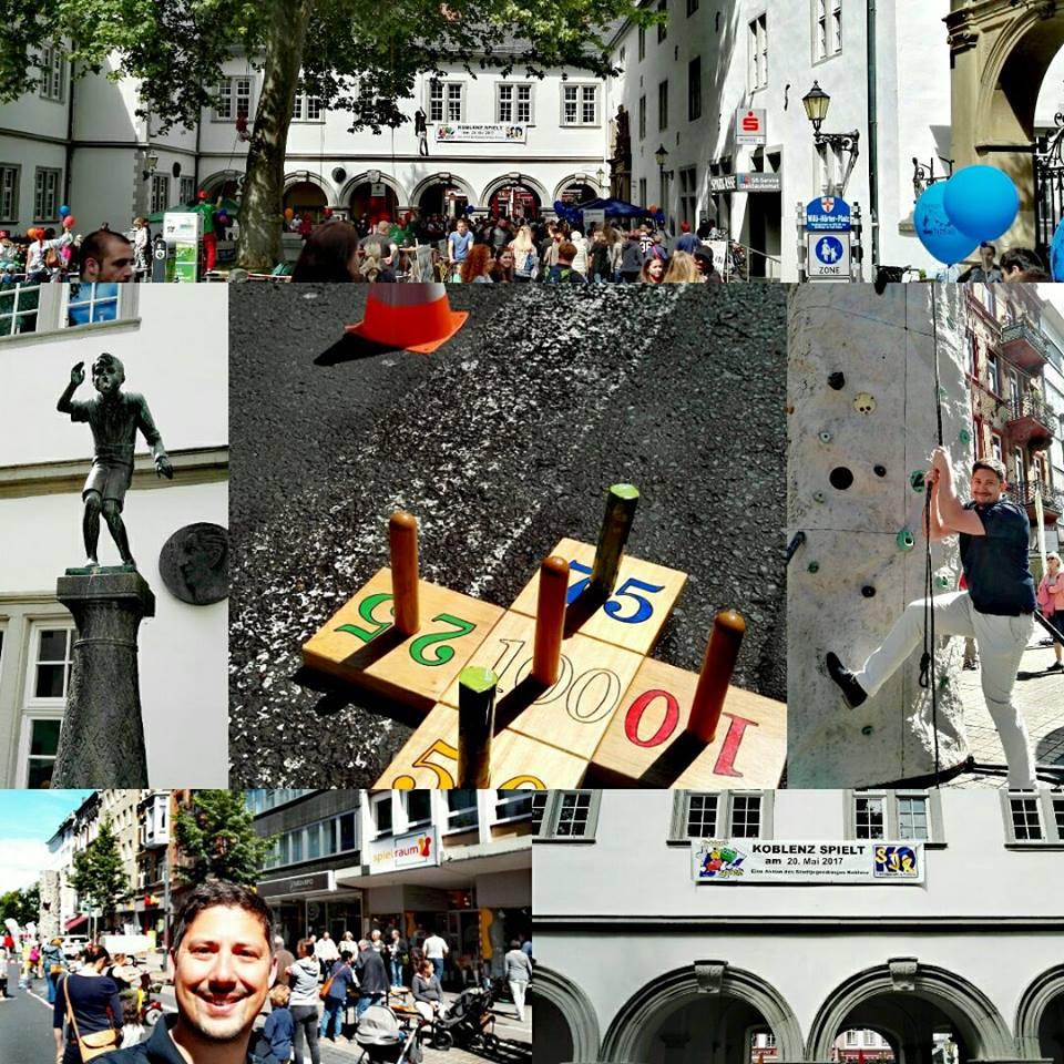 Koblenz, eine Stadt mit Zukunft