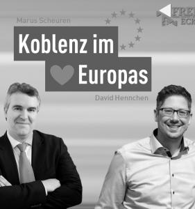 FreiEck: Koblenz im Herzen Europas